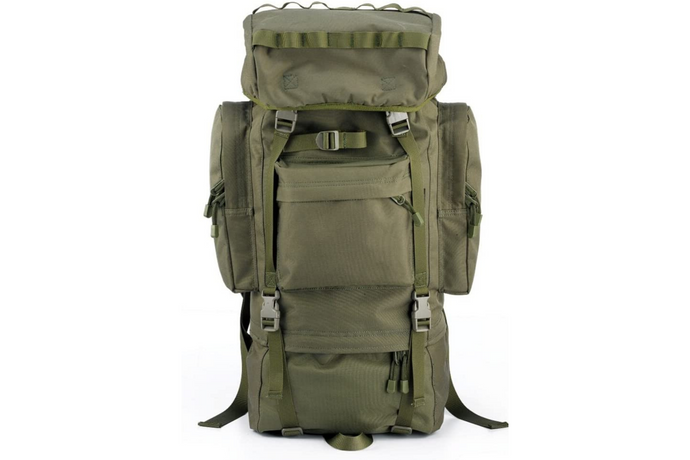Ultimate RUCK OD Green Front