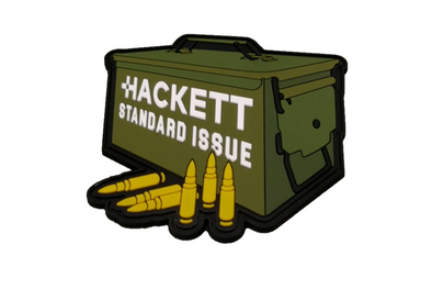 HACKETT Standard Issue Patch