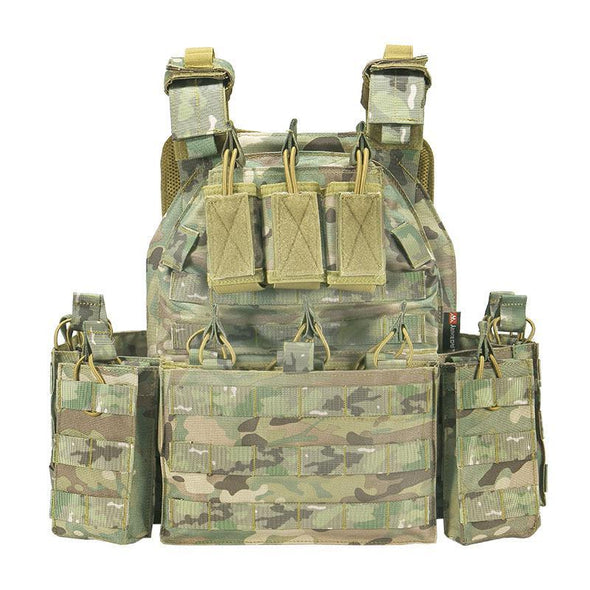 Mission Critical Plate Carrier OCP Camo