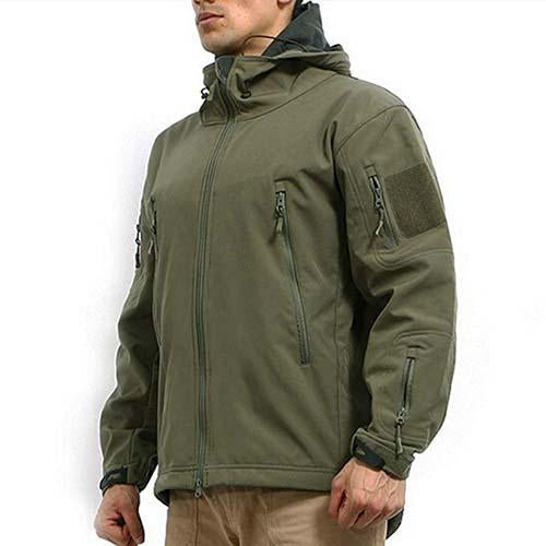 Spec Ops Hooded Jacket