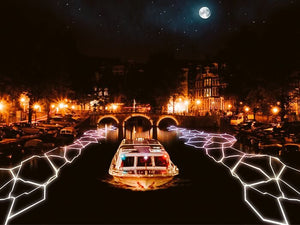 Amsterdam Light Festival: Disrupt! Edition