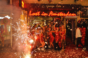 Lost in Amsterdam New Years Eve Party!