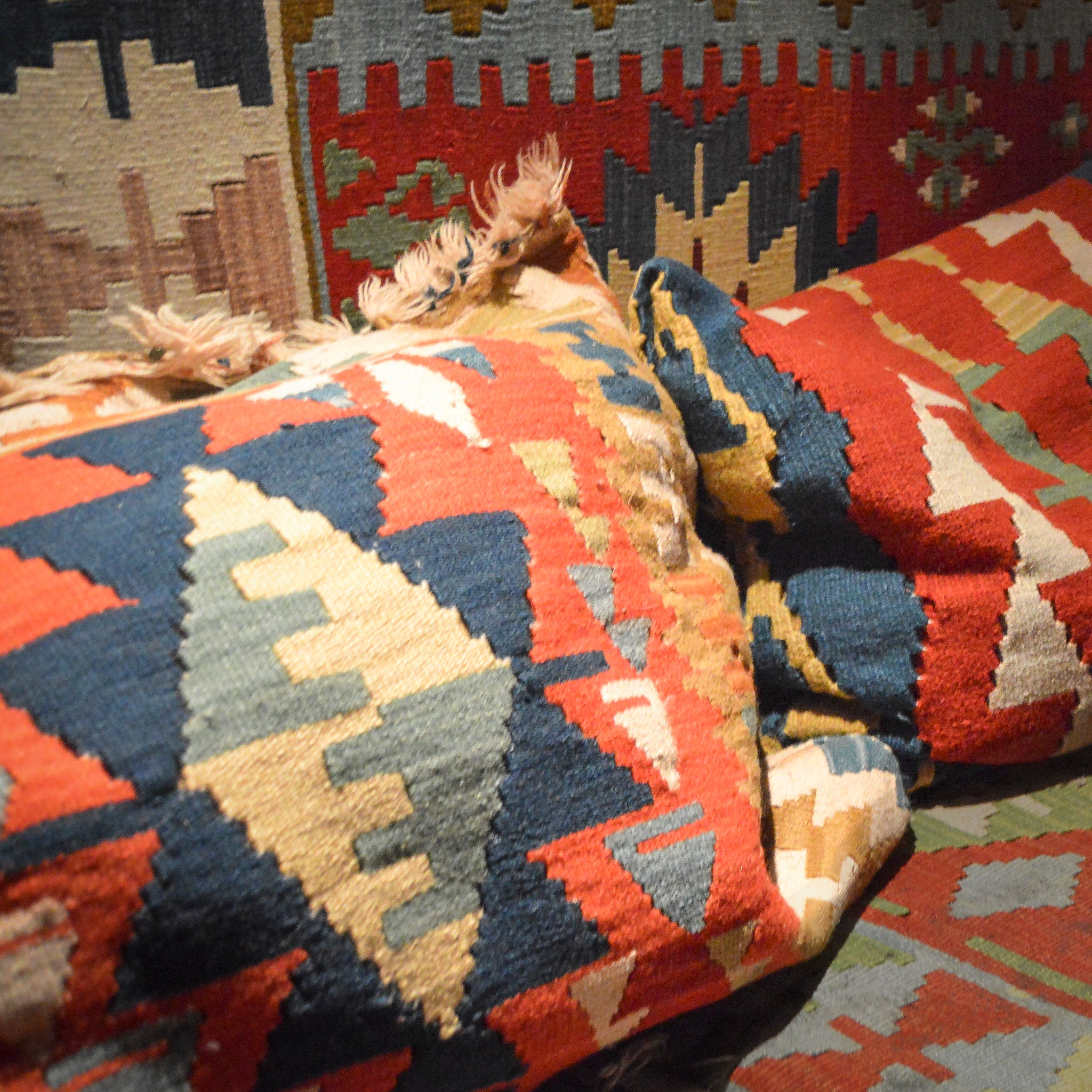 Turkish Kilim Cushions