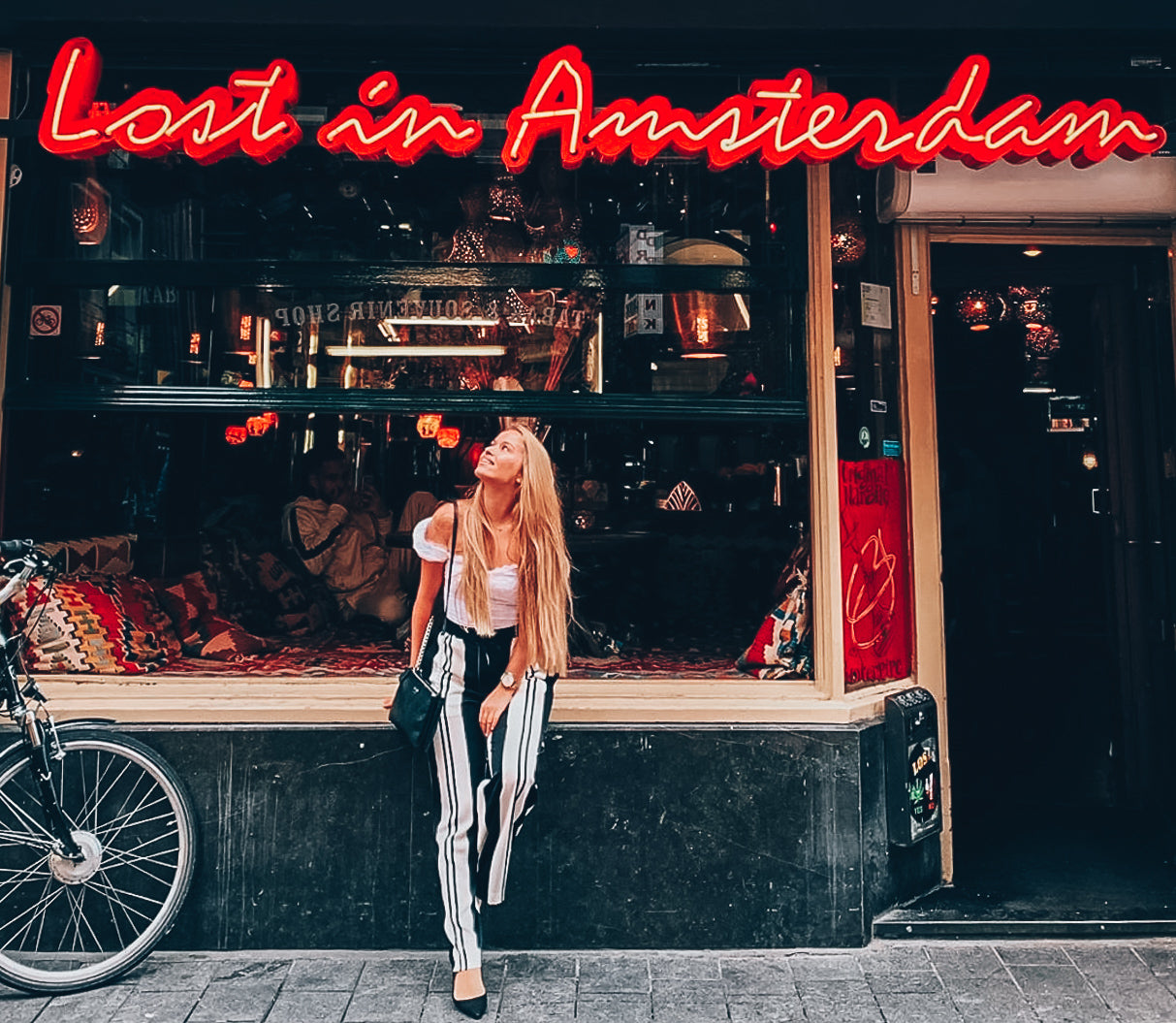 lost in amsterdam cocktail bar, travel europe