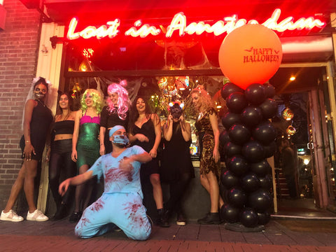 Lost in Amsterdam Halloween