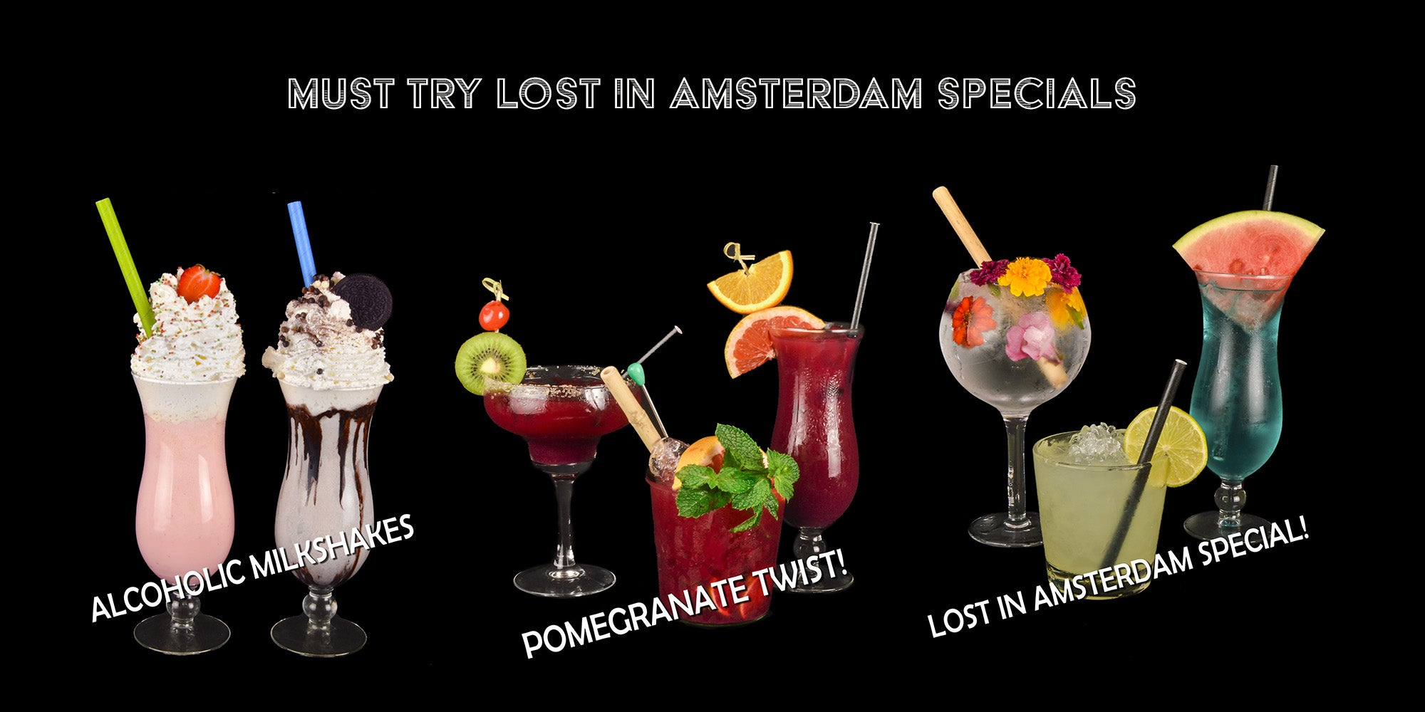 lost in amsterdam specials