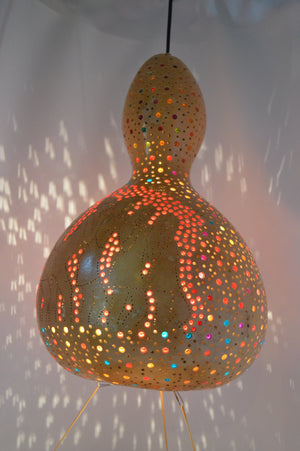Pumpkin Lamp - Women