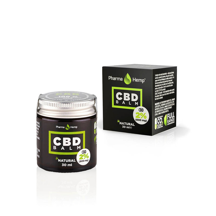 CBD Balm 2% 30 ml (600mg)