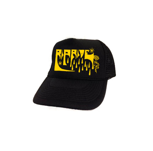 Ripride Podcast Trucker Hat (black)