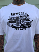 Load image into Gallery viewer, Ripride Podcast T-Shirt