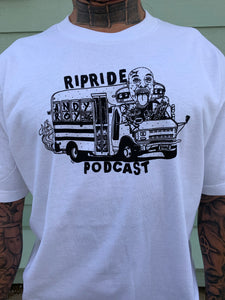 Ripride Podcast T-Shirt