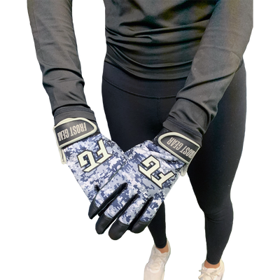 YOUTH Softball Fleece-Thermal Batting Gloves 2.0