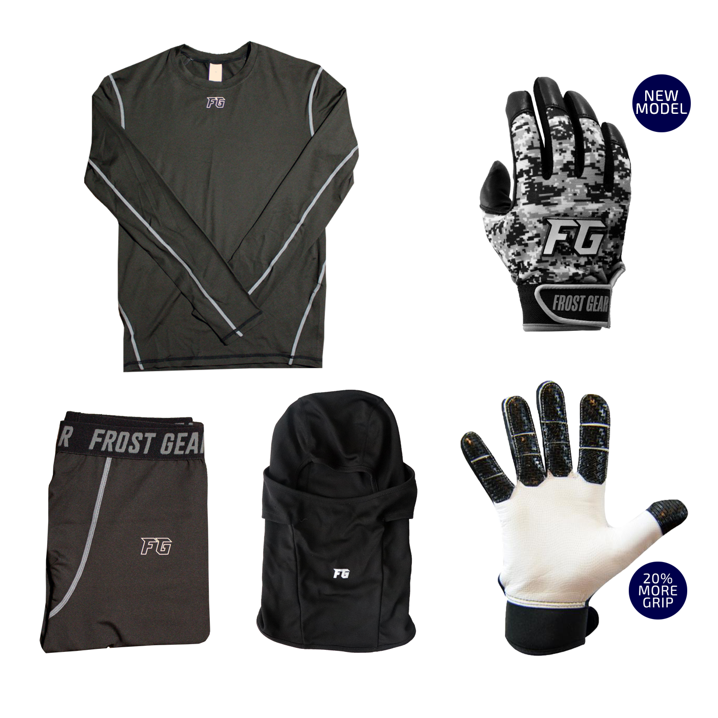 NEW YOUTH Softball Cold Weather Performance Pack