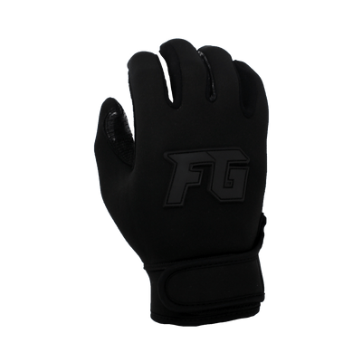 Blackout Baseball Cold-Weather Throwing Glove