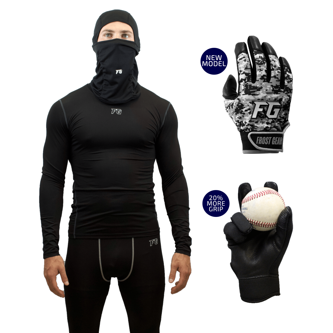 NEW Cold Weather Performance Pack