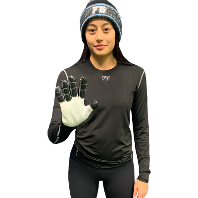 Softball Cold-Weather Throwing Glove 2.0