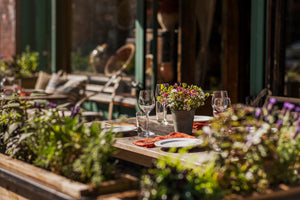 il Buco Featured in Resy's 'Definitive Guide to Al Fresco Dining'