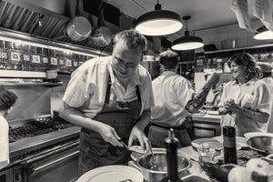 Tuesday, June 11th - Dinner with Jonathan Waxman, Justin Smillie and Ginger Pierce