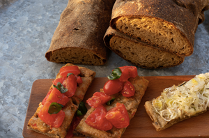 Alimentari's Ancient Grain Focaccia featured on Forbes