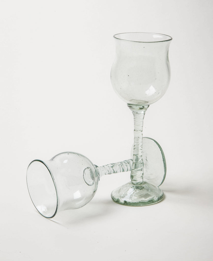 Turned Stem Goblet - Il Buco Vita