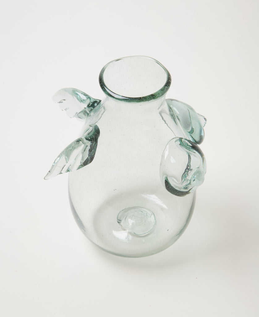 Winged Goddess Decanter