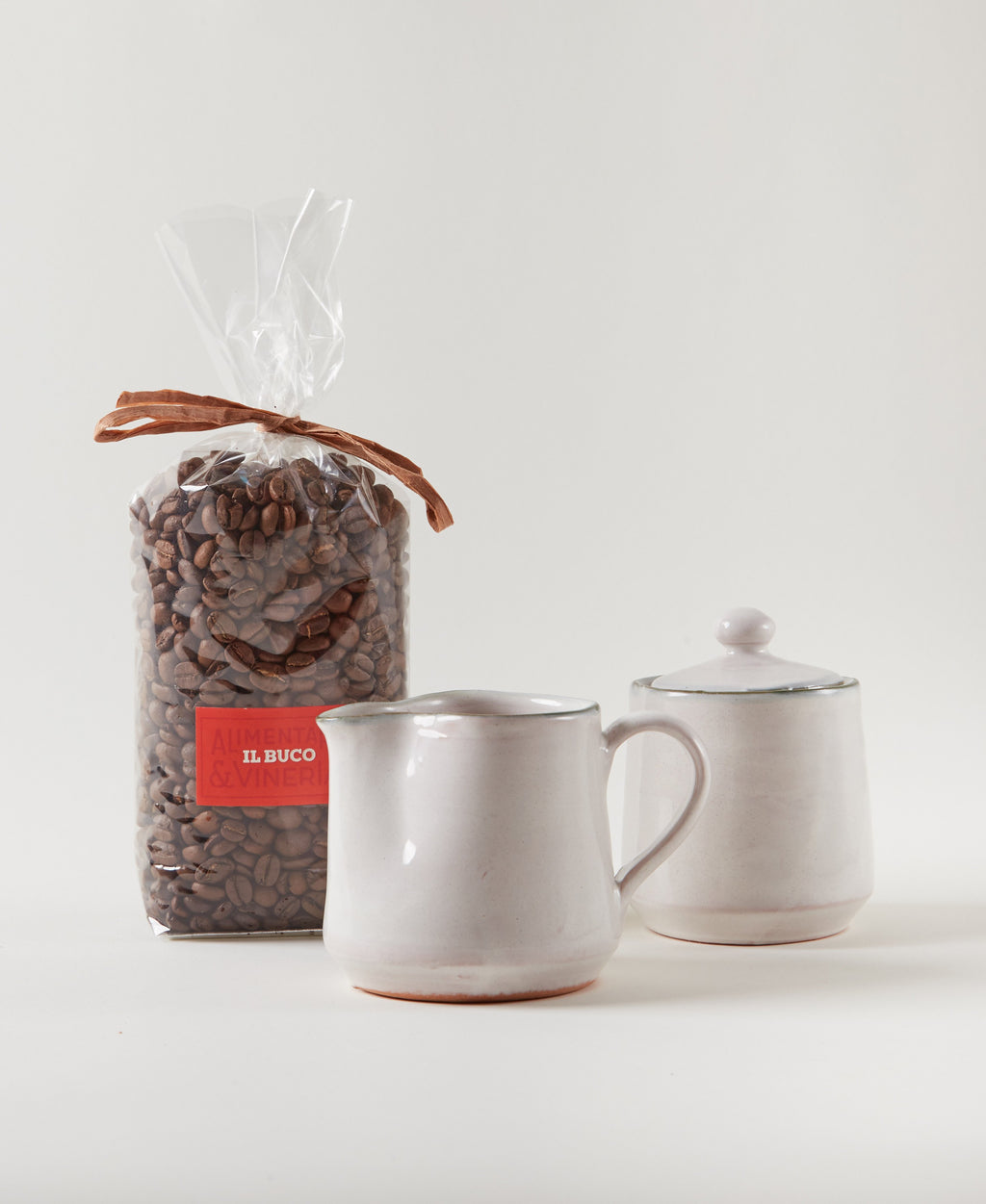 Coffee Creamer & Sugar Bowl Set - Il Buco Vita