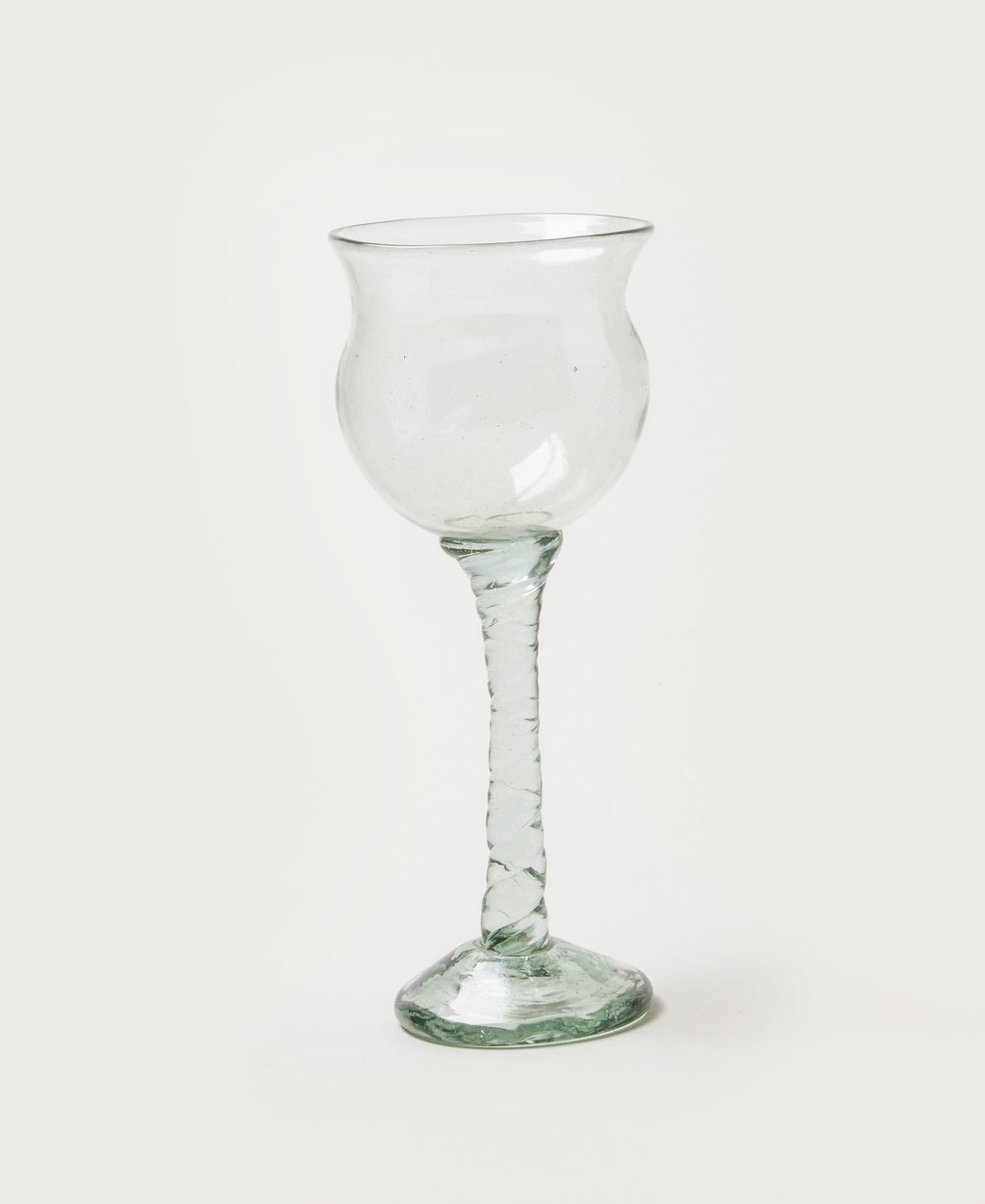 Turned Stem Goblet