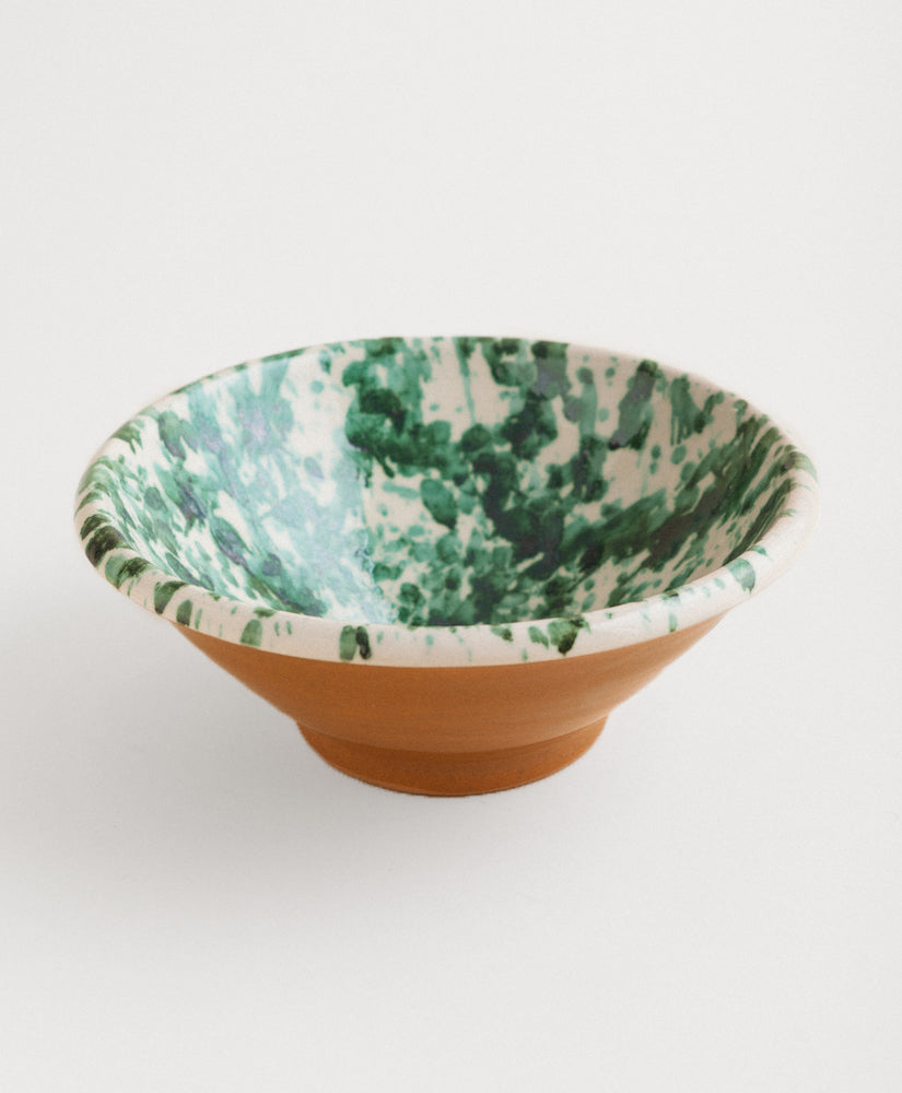 Medium Splatterware Basin