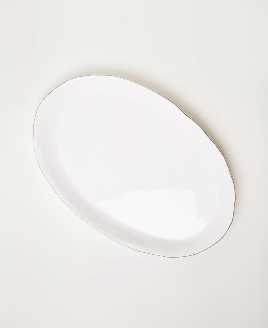 Deep Oval Serving Platter