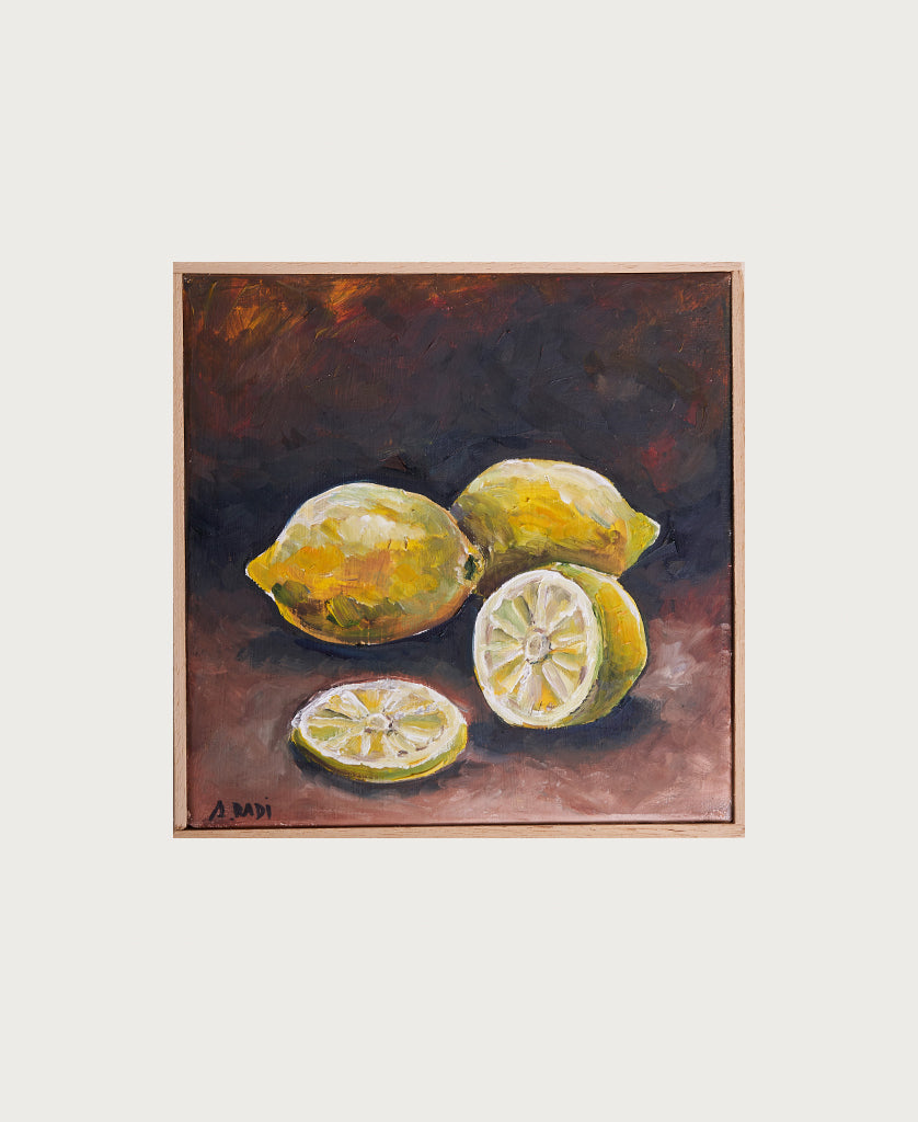 Coppia di limoni (Pair of Lemons)