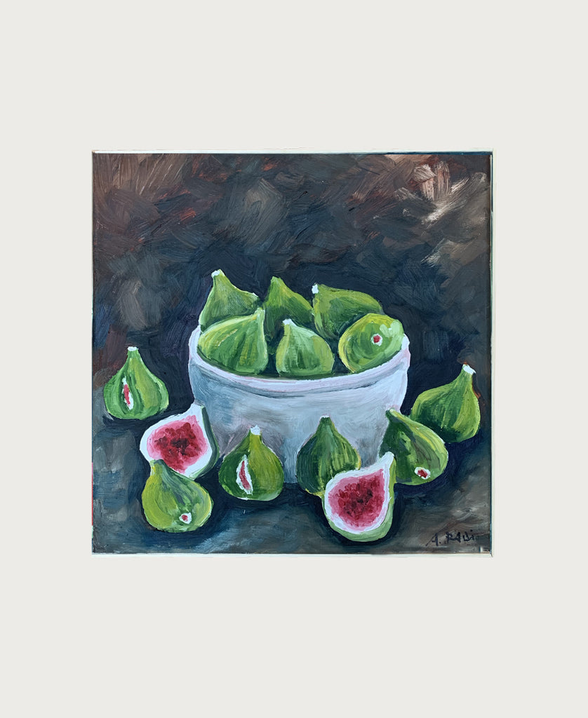 Cesto di fichi (Bowl of Figs)