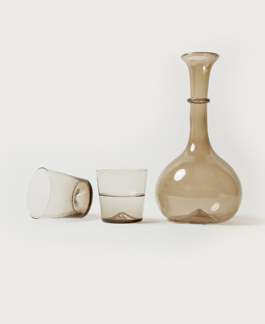 Round Bottom Decanter