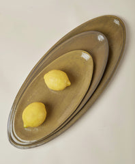 Set of Nested Oval Platters - Il Buco Vita