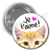 Badge Saint Valentin