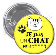 Badge chat