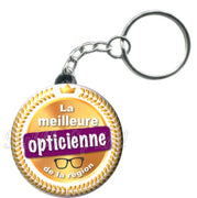 Porte-clés Opticienne