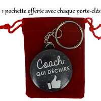 Porte-clés Psychologue
