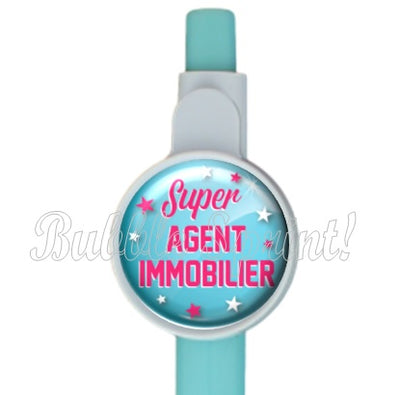 Stylo Agent immobilier