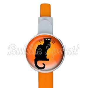 Stylo Chat halloween