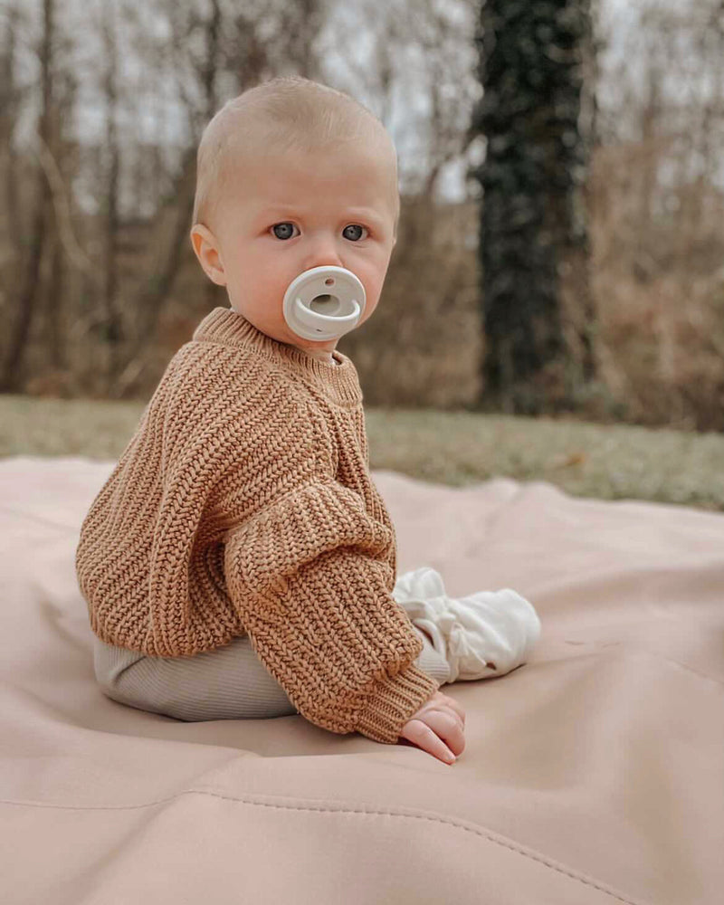 The Mod Pacifier | Natural | Farrow