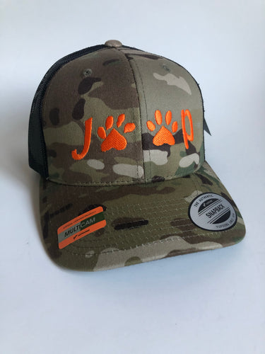Jeep Camo trucker hat