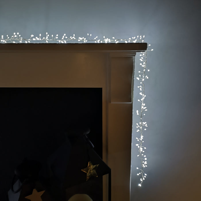 Ultra Brights Garland Door Light with 800 White Leds