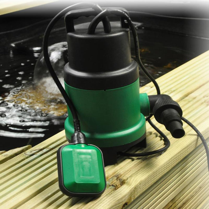 250w Electric Powered Dirty Water Pump for Ponds / Buildings / Hot Tubs etc