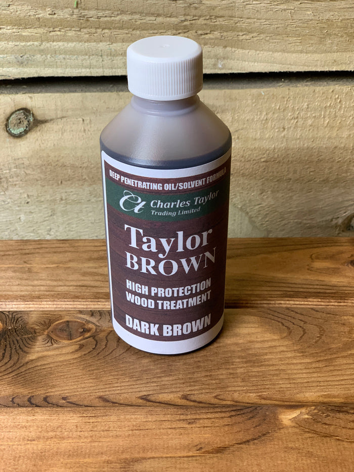 250ML litre Wood Preservative for Hand Made Wooden Garden Furniture