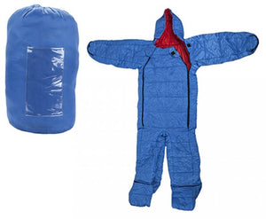 Summit Wearable 3 Season Sleeping Bag / Onesie