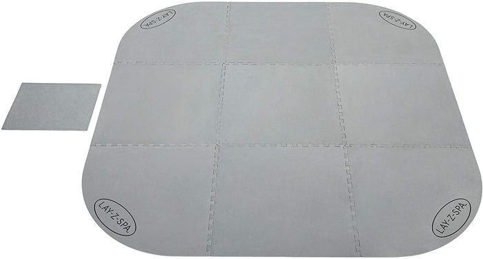 "Lay-Z-Spa Hot Tub Floor Protector 85""x85""/ 2.16m x 2.16m"