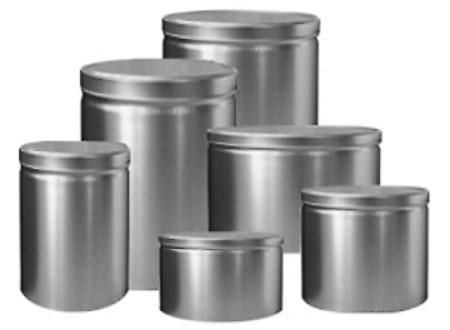 Sample Tins 1 oz. (case of 720)