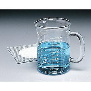 2000ml Low Form Glass Beaker with Handle