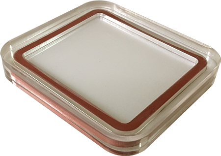 CoreDry Lid Rectangular - Rainhart