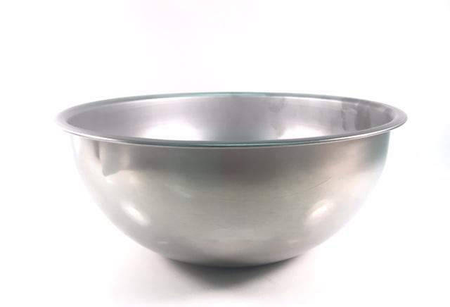 Stainless Steel Bowl Available in 3qt, 5qt, 8qt, and 13.5qt Please Select Size. - Rainhart